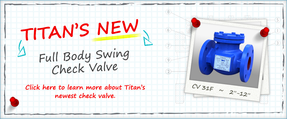 The Brand New Titan Full Body Swing Check!
